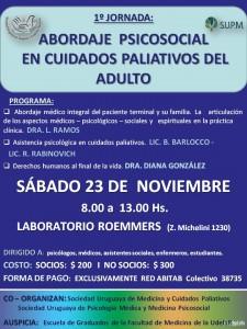 AFICHE Jornada C. Paliativos